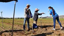 Anuncian apoyo federal para trabajadores agrícolas que no solían calificar para préstamos