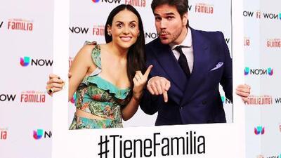 Zuria Vega y Daniel Arenas regresan a la televisión con más familia y nuevas historias