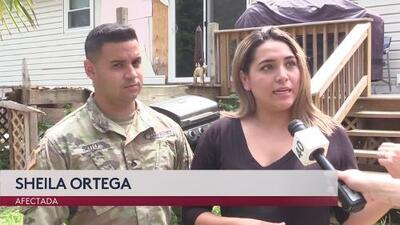 Residentes de Fayetteville denuncian fraude de reconstrucción de su vivienda