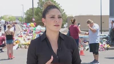 """""""Somos una cultura binacional"""": Cristina Eustace ayuda a las familias de las víctimas del tiroteo en El Paso"""