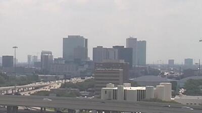 Houston se prepara para una tarde de miércoles cálida y de cielos parcialmente despejados
