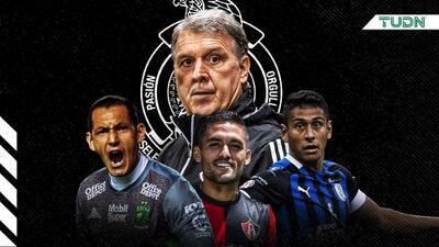 Tres jugadores faltan por debutar con Gerardo Martino
