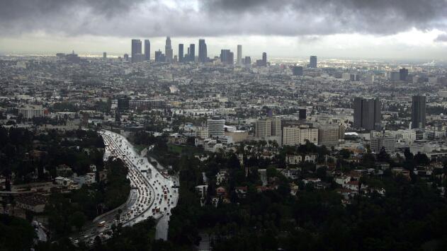 Los Ángeles tendrá un jueves con cielos nublados y leve posibilidad de lluvias