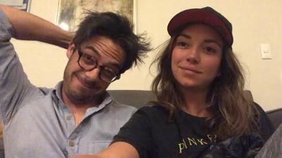 Regina Blandón y Roberto Flores confirman que se separan (y responden a rumor sobre su sexualidad)