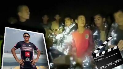 Rescate de los niños de la cueva en Tailandia se convertirá en una película