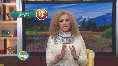 Mizada Virgo 11 de enero de 2017