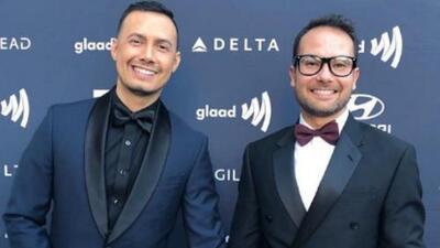 Orgullosos de Luis Sandoval, recordamos la entrevista donde reveló que es gay y le valió el premio GLAAD