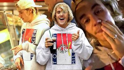 Justin Bieber pensó que rompería internet con un anillo de compromiso y se quedó esperando