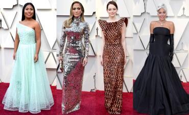 Foto a foto: la alfombra roja de los premios Oscar 2019