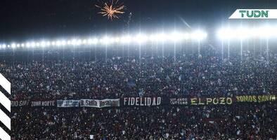 ¡Esto es amor! El hincha más apasionado de Sudamérica