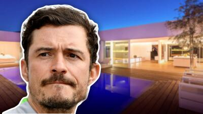Orlando Bloom pone en venta su casa tras entregarle a Katy Perry el anillo de 5 millones de dólares