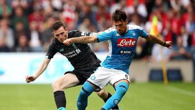 Cómo ver Napoli vs. Liverpool en vivo, Champions League