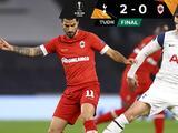 Tottenham supera al Antwerp y confirma su asistencia a los Dieciseisavos de Final de la Europa Legue