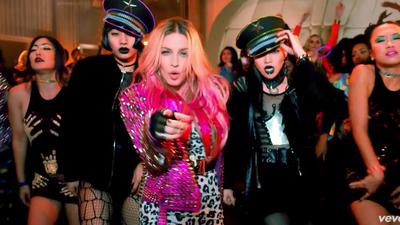 Madonna- B*$#^ I'm Madonna ft. Nicki Minaj