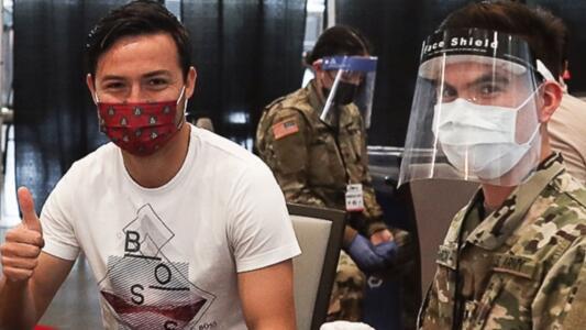 Atlanta United y Houston Dynamo vacunan a sus planteles contra Covid