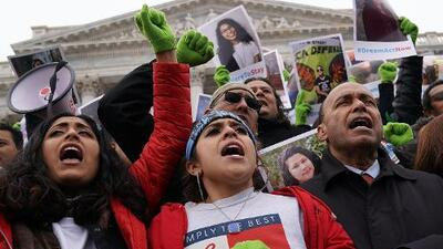 Más de 195,000 salvadoreños esperan que el gobierno de Donald Trump no les cancele el TPS