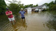 La tormenta tropical Claudette impacta la costa del Golfo con inundaciones y lluvias