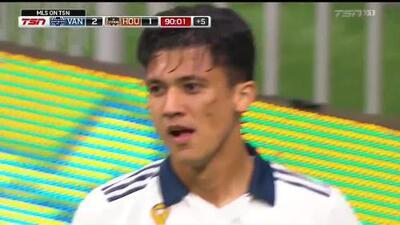 Con golazo al 90, Colombiano Fredy Montero sentencia victoria de Vancouver
