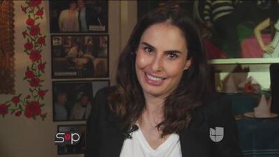 Ana Serradilla está lista para apoderarse de tu pantalla con 'La Viuda Negra 2'
