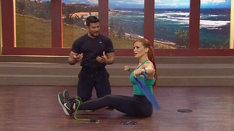 Ejercicios para fortalecer brazos y espalda