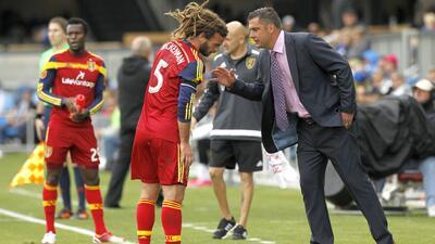 Comienzan a rodar cabezas en la MLS: Real Salt Lake despidió a su técnico por malos resultados