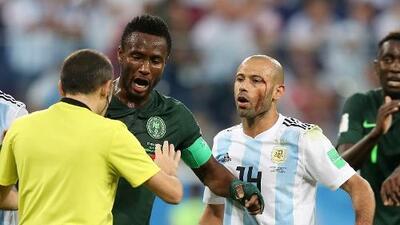 Capitán de Nigeria jugó ante Argentina mientras su padre estaba secuestrado y amenazado de muerte