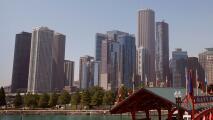 Se espera un ligero aumento en las temperaturas para este viernes en Chicago