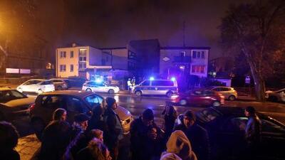No pudieron evacuar de un 'escape room': cinco adolescentes mueren en un incendio en Polonia