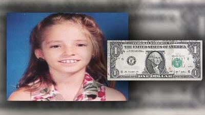 Esta niña desapareció en 1999 y un billete con un mensaje escrito reactivó su caso
