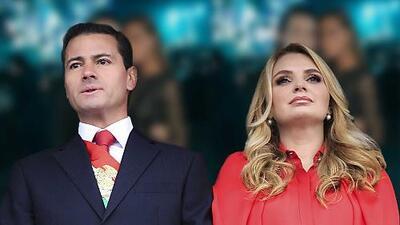 Un romance sigue uniendo a Enrique Peña Nieto y Angélica Rivera (y dicen que a alguien le molesta)