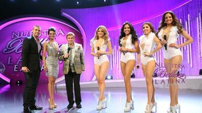 Alina Robert quedó eliminada en la semifinal de Nuestra Belleza Latina