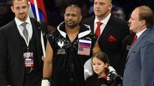 Roy Jones Jr advierte con retirarse de pelea con Tyson