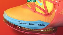 ¡Espectacular! Nuevo calzado de LeBron en Space Jame: A New Legacy