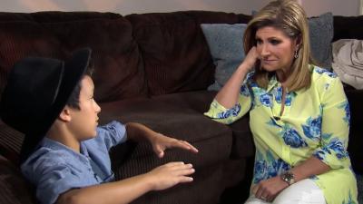 Teresa Rodríguez y su entrevista a niña que cambió de sexo