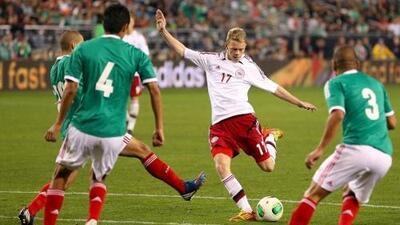 Dinamarca vs. México: horario y como ver el partido amistoso
