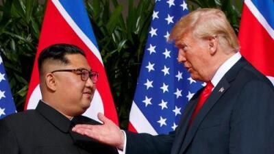 Trump y Kim Jong Un se reunirán de nuevo en febrero
