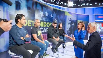 Agentes cubanos participaron en la retención de periodistas de Univision en Venezuela