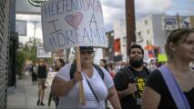 Expectativas entre dreamers tras aprobación en la Cámara del proyecto que les abre camino a la ciudadanía