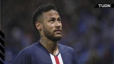 Neymar apunta al Bernabéu