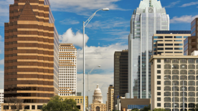 Se registran múltiples incidentes violentos en el centro de Austin durante el fin de semana
