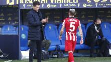 Lucas Torreira quiere irse del Atlético de Madrid