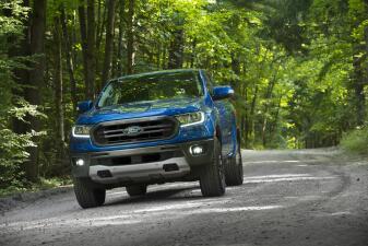 Ford Ranger 2020 recibe más capacidad todoterreno con nuevo paquete FX2