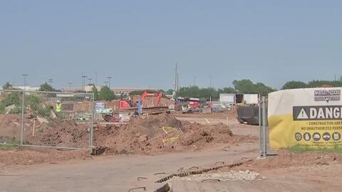 Hallan decenas de tumbas durante una ampliación para el Distrito Escolar de Fort Bend