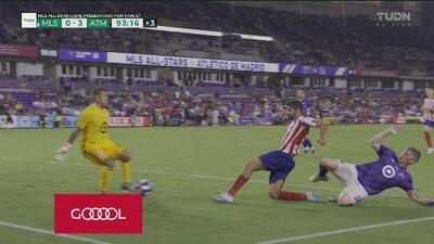 ¡La baja de 'pechito' y golazo! Diego Costa sella la goleada con una fantástica definición