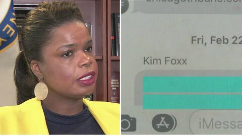 ¿Qué contienen los documentos revelados de la fiscal del condado Cook Kim Foxx sobre el caso de Jussie Smollett?
