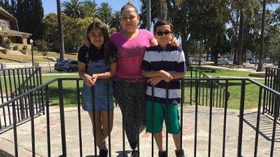 Estos niños cruzaron solos la frontera huyendo de la violencia, pero llegaron al nido de las pandillas en Los Ángeles