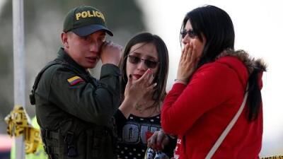 Gobierno colombiano responsabiliza al ELN del atentado terrorista en Bogotá que dejó 21 muertos