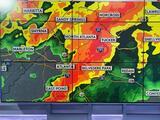Advertencia de tornado para los condados de Clarke, Jackson, Madison y Oglethorpe