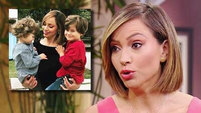 Satcha Pretto revela qué tanto recurre a las 'niñeras digitales' para cuidar a sus hijos Bruce y Alana