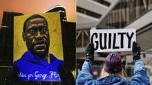 📸 Jurado encuentra a Derek Chauvin culpable de todos los cargos por la muerte de George Floyd